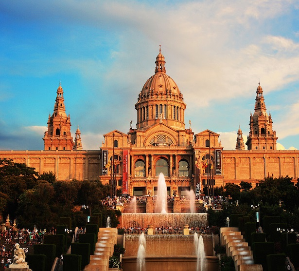 Museums at Barcelona
